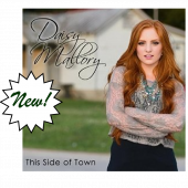 Daisy Mallory AUTOGRAPHED EP- This Side of Town