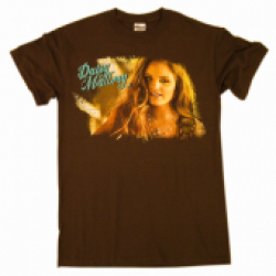 Daisy Mallory ADULT AND YOUTH Chocolate Tee