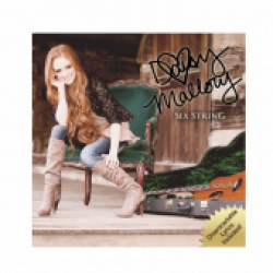 Daisy Mallory - AUTOGRAPHED -  EP- Six String
